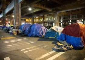 Seattle City Council Has No Plan for Homeless Encampments